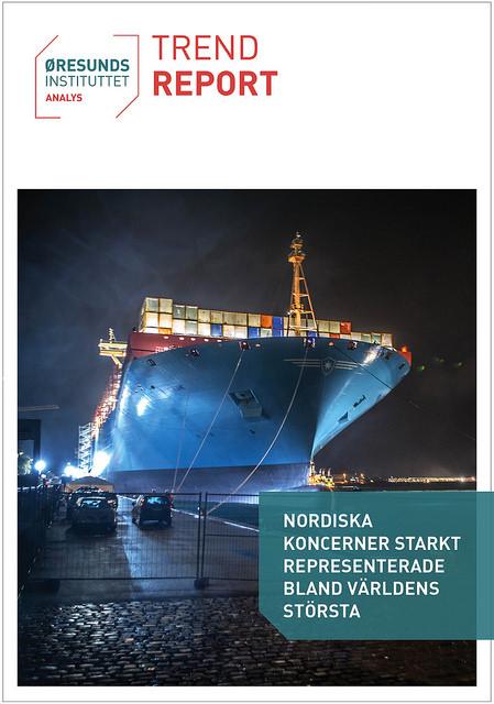 Oresundsinstituttet analys nordiska koncerner SE webb