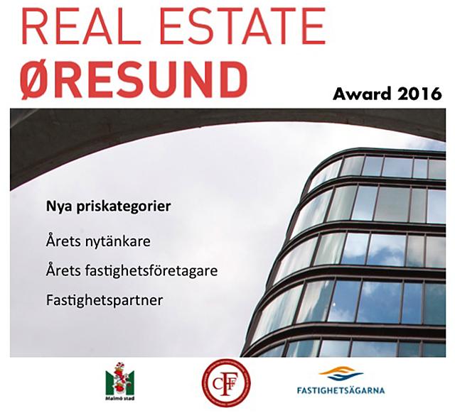 Real Estate Oresund Award webb