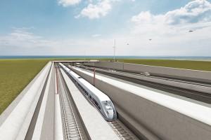 Fehmarn bält-tunneln 8,9 miljarder dyrare