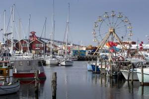 Ny kulturhamn etableras i Gilleleje på Nordsjälland