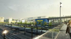 Nya varhuset i centrala Köpenhamn blir förebild för hela IKEA-koncernen