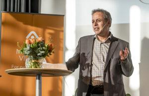 Medicon Village grundare Mats Paulsson startar ny insamlingsstiftelse för forskning