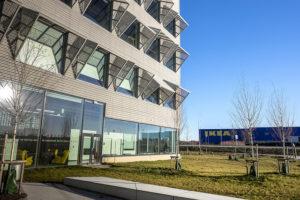 Malmö gör det möjligt för IKEA att bygga hotell och ytterligare kontor för 900 anställda