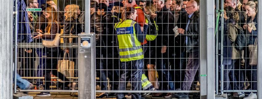 Skarpta krav pa flykting utan id handlingar