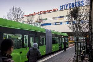 Kortare restid, fler passagerare och miljövänligare bussar – Köpenhamns största busslinje uppgraderades i helgen