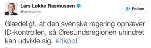 DSB och Skånetrafiken vill återgå till tågtrafik som före id-kontrollerna