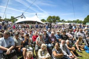 Rekordår väntas för Folkemødet på Bornholm