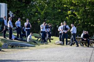 Dansk polis inför inresekontroll till Bornholm för att höja säkerheten inför Folkemødet