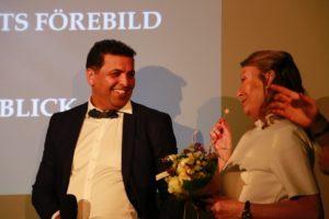 Dansksvenskt pris på gala som hyllar mångfalden