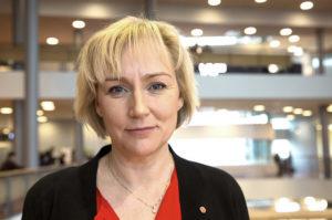 Sveriges forskningsminister har höga förhoppningar på Malmö universitet