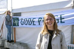 Färre arrangemang på årets danska Folkemødet