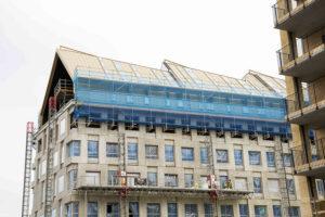 100 000 kvm nya kontorslokaler färdigställs i Malmö under nästa år