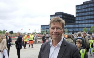 Byggstart för 65 000 kvadratmeter stort kontorshus i Ørestad