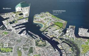 Ny ö ska ge fler bostäder i Köpenhamn