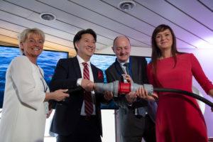 HH Ferries Group inviger batterifärjor och byter namn till ForSea