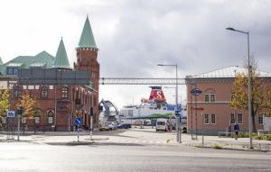 Hamnflytt ger plats för nya bostäder och kontor i Trelleborgs centrum